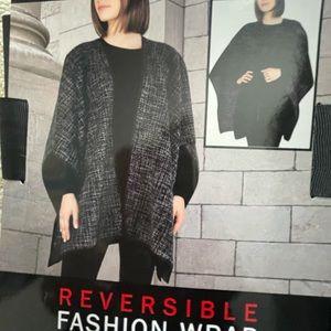 Reversible Fashion Wrap